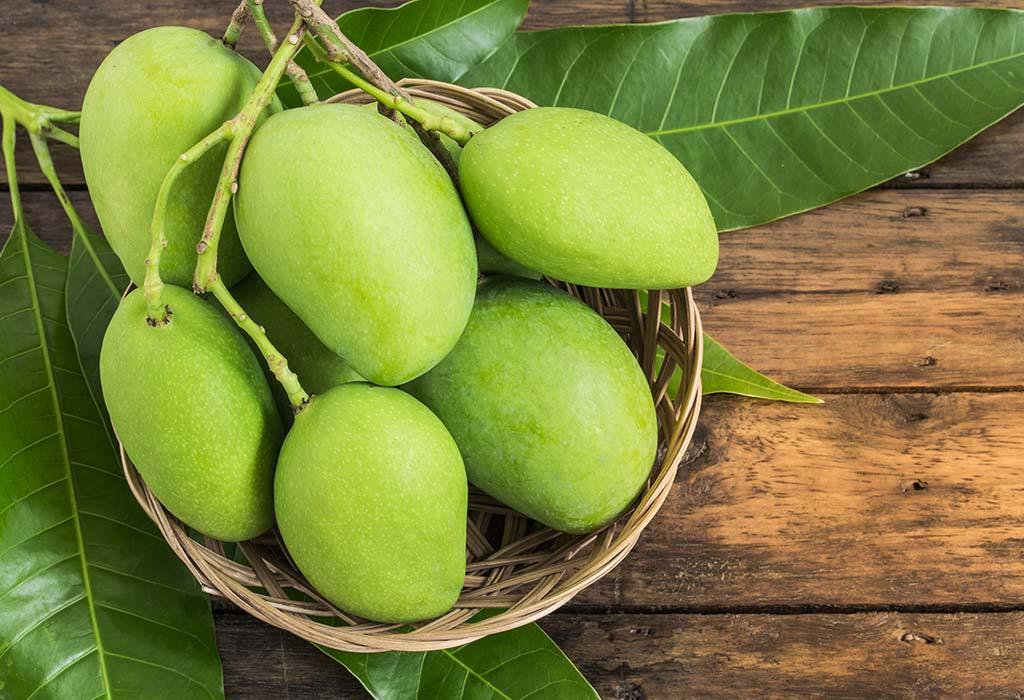 raw mango